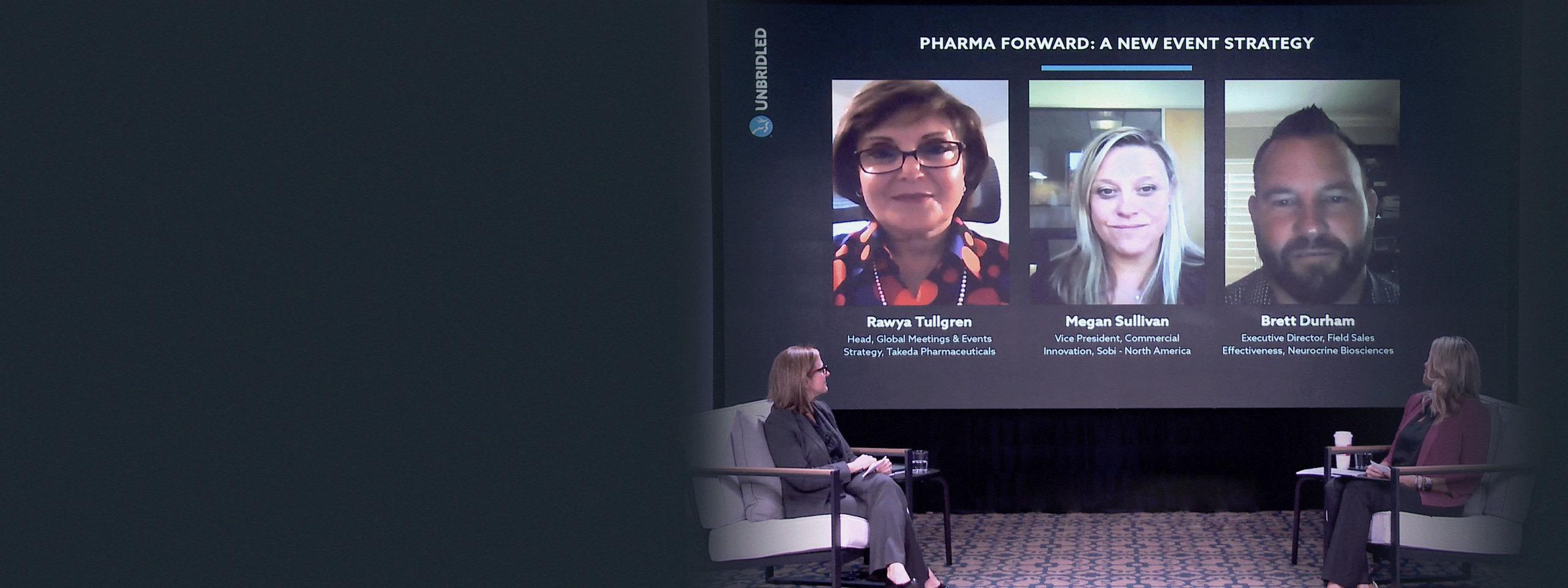 Pharma forward: A new event strategy